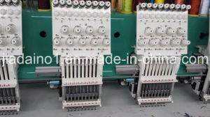 Flat/Sequin/Cording/Chenille/Chain Embroidery Machine pictures & photos