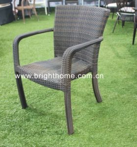 High Quality Cheaper Weaving Outdoor Chair pictures & photos