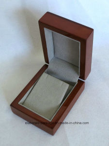 New Custom Design Wooden Luxury Cufflink Box pictures & photos