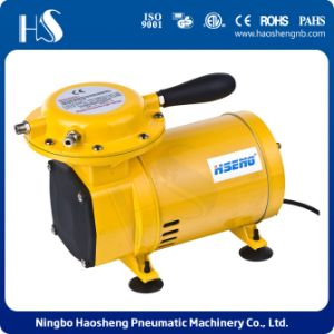 Portable Membrance Air Compressor AS09A pictures & photos