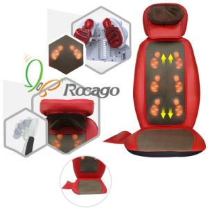 3D Shiatsu Massage Cushion Kneading Vibration Body Massager pictures & photos