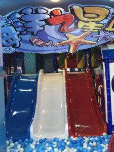 2016 Children Soft Indoor Playground, Yl20496t pictures & photos
