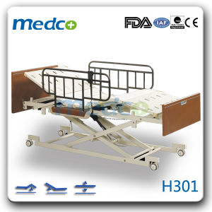 China Supply Medical Home Care Bed for Old pictures & photos