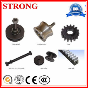 Construction Hoist Parts Guide Roller Mast Section Roller pictures & photos