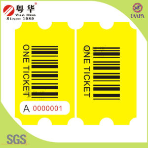 2016 Top Quality Ticket for Coin Operated Redemption Machines pictures & photos