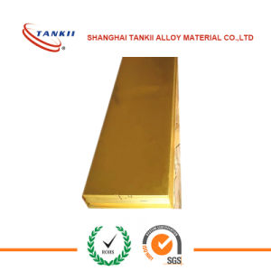 High pressure resistance C17500 Copper sheet DIN2.1285 pictures & photos