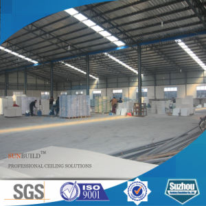 Plaster PVC Laminated Suspended Ceiling (China professional manufacturer) pictures & photos