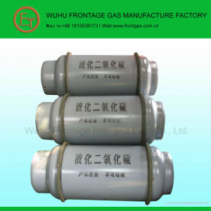 Industrial Grade Steel Cylinder Sulfur Dioxide-Tped pictures & photos
