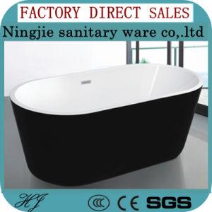Economic Sanitary Ware Arylic Colour Bathtub (608C) pictures & photos