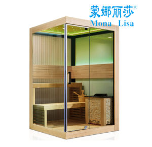 Monalisa Luxury Portable Dry Sauna Room Sauna House M-6034 pictures & photos