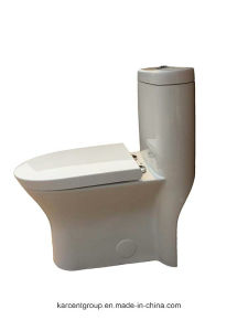 One Piece Toilet Siphonic Toilet Water Closet Wc 8861 pictures & photos
