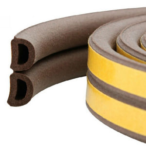 D Shape EPDM Foam Weather Seal Strip pictures & photos