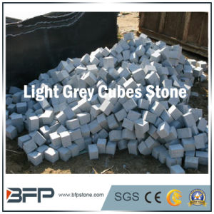 Nature Grey Granite Paving Cubes Stone for Outerdoor Flooring, Garden pictures & photos