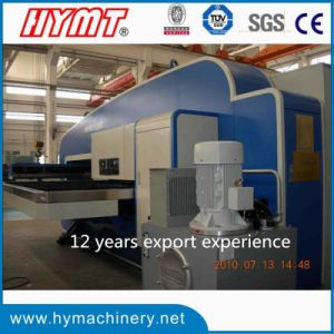 SKYB31225C high precision hydraulic CNC turret punching press forming machine pictures & photos