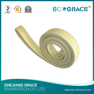 Industrial High Efficient 480 Degree Celsius Resistant Kevlar Felt Belt pictures & photos