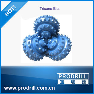 New Arrival Tungsten Carbide TCI Tricone Rock Bit for Drilling pictures & photos