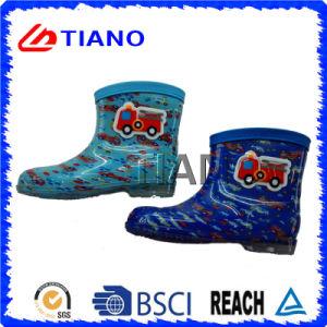 Fashion PVC Rain Boots for Children/Boys (TNK70009) pictures & photos