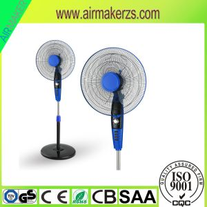 16 Inch Hot Sell Cross Base South America Stand Fan pictures & photos