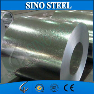 Dx51d Z275 Regular Spangle Galvanized Steel Coil 0.55*1000 mm pictures & photos