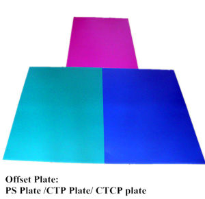 Long Impression UV CTP Plate China Cxk pictures & photos