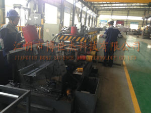 Auto Car Collision Beam Parking System Roll Forming Machine pictures & photos