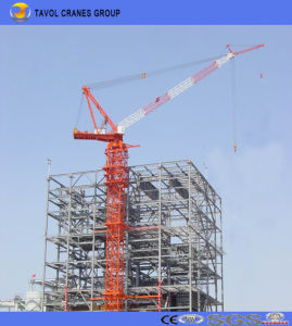 Chinese Tower Crane Supplier, 4t Qtz50 Top Kits Tower Crane pictures & photos