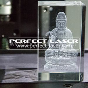 New Style 3D Crystal Photo Laser Engraving Machine pictures & photos