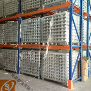 2016 China High Quality USA Style Teardrop Pallet Rack pictures & photos