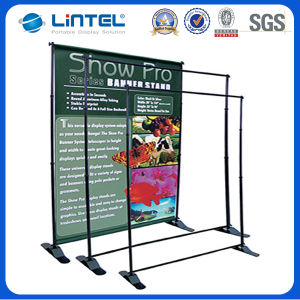 Large Backwall Telescopic Backdrop Stand (LT-21) pictures & photos