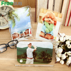 Factory Supply Sublimation Glass for Perfect Photo Gift pictures & photos