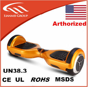 UL2272 Hoverboard From Direct Factory Lianmei Yongkang pictures & photos