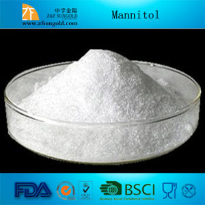 High Quality Diuretic Medication CAS 87-78-5 Mannitol