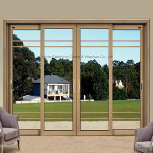 Feelingtop High Quality Customized Aluminum Sliding Window and Door (FT-W80/126) pictures & photos