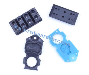 Custom Made Silicone Rubber Feet pictures & photos