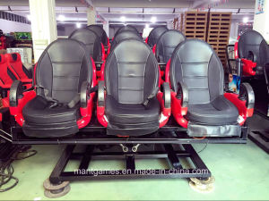Hot Sale Middle 5D Movie Cinema, 6 Seats Luxury Chair, 5D Cinema Equipment Wholesale pictures & photos