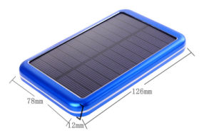 Portable Solar Power Charger pictures & photos