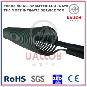 Heating Resistant Spiral Alloy Wire/Spiral Heating Element pictures & photos
