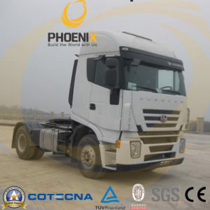 4X2 340HP Hongyan Jielion Iveco Tractor Truck for Africa Marketing pictures & photos