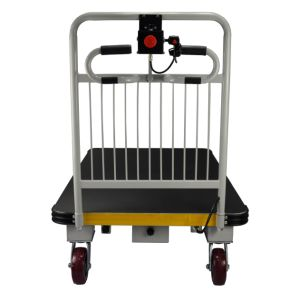 Warehouse Hand Truck (DH-PF1-G5 Heavy Duty, Chinese Controller, 500W Motor) pictures & photos