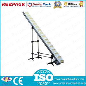 Stainless Steel Modular Plastic Belt L Type Conveyor (JC-3100B) pictures & photos