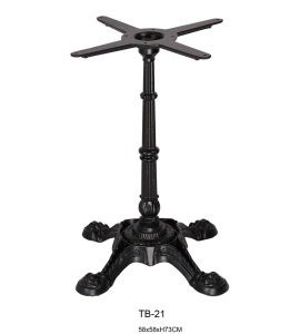 Cast Iron Dining Table Base (TB-21) pictures & photos