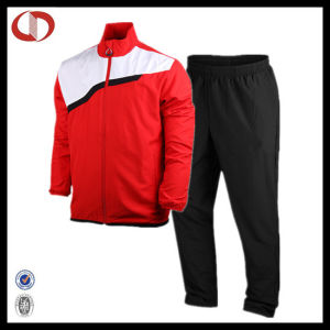 100% Polyester Plus Size Men′s Sports Suit Tracksuit pictures & photos