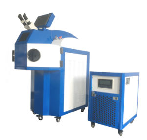 Gold and Silver Laser Spot Welder 180W pictures & photos