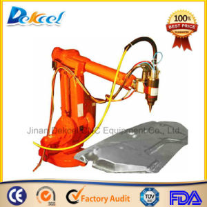 3D Robot ABB Arm Manipulator Metal Cutting Machine for Automotive Industry Fiber 500W/1000W pictures & photos