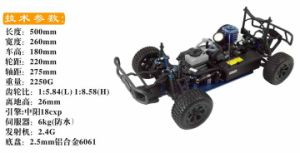 off Road 1: 10 Gas Powered RC 4X4 Trucks pictures & photos