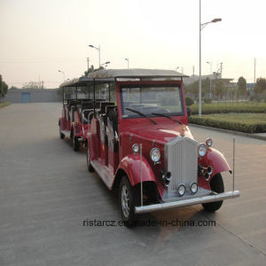 20 Seater Electric Bus Train Rsd-420y pictures & photos