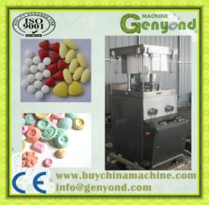 High Efficiency Rotary Tablet Press Machine pictures & photos