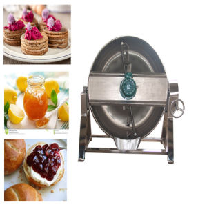 200 L Industrial Tiltable Jacketed Cooking Pot pictures & photos