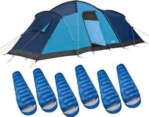 Outdoor Double-Layer Waterproof Camping Tent pictures & photos