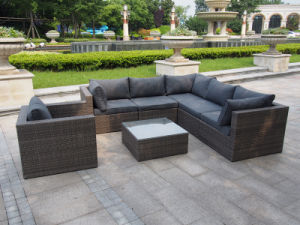 Rattan Furniture Patio Leisure Dining Outdoor Garden Sofa Modern